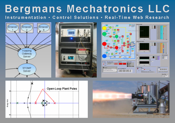 Bergmans Mechatronics LLC Technology Highlights